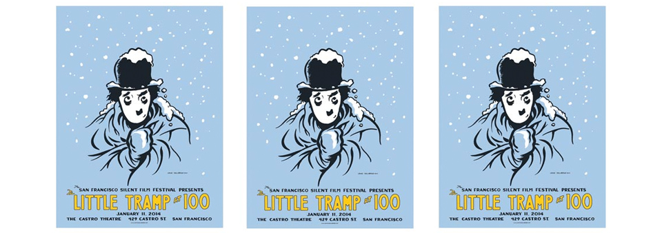 SFSFF 2014 Chaplin Posters