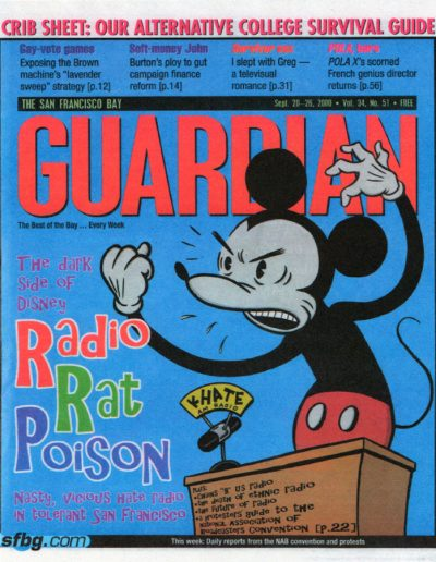 SFBG: Radio Rat Poison
