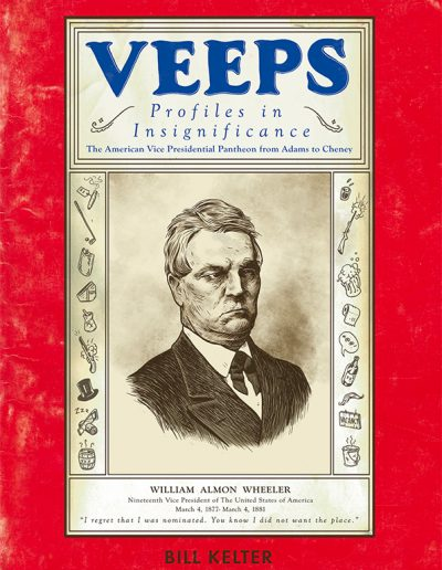 Veeps: Profiles in Insignificance