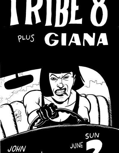 Tribe 8 plus Giana