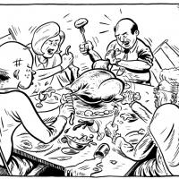 Fight Thanksgiving